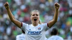 Champions League Feminina: Lyon é tetracampeão batendo o Barcelona por 4 a