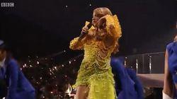 Eurovision 2019: Η Dana International ξετρέλανε το κοινό με την εμφάνισή της στο
