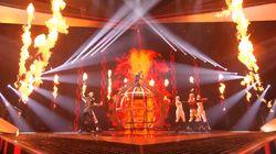 La actuación más Heavy de Eurovisión