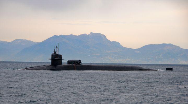 The USS Florida.