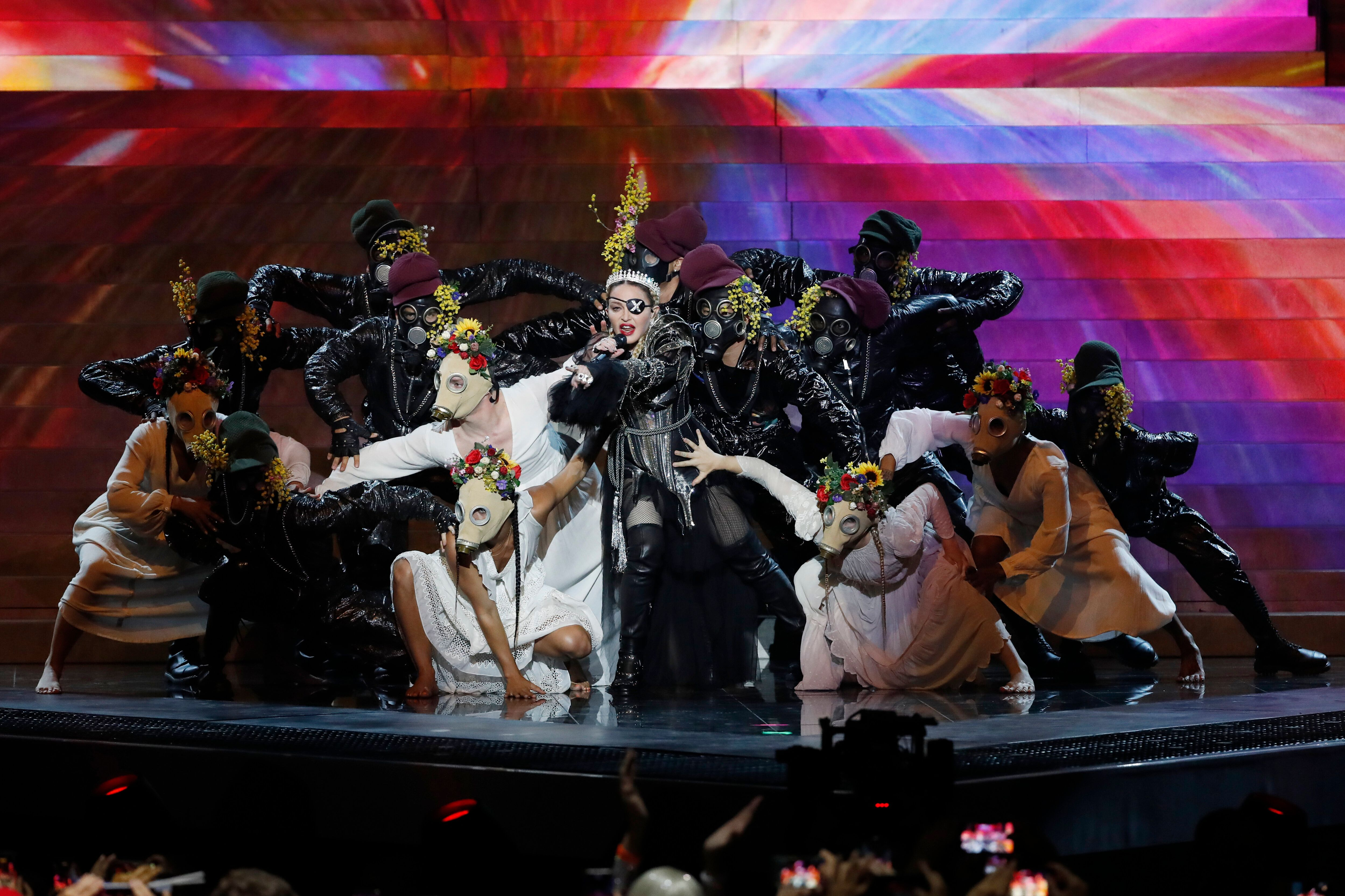 Los siete mejores momentos de Eurovisión