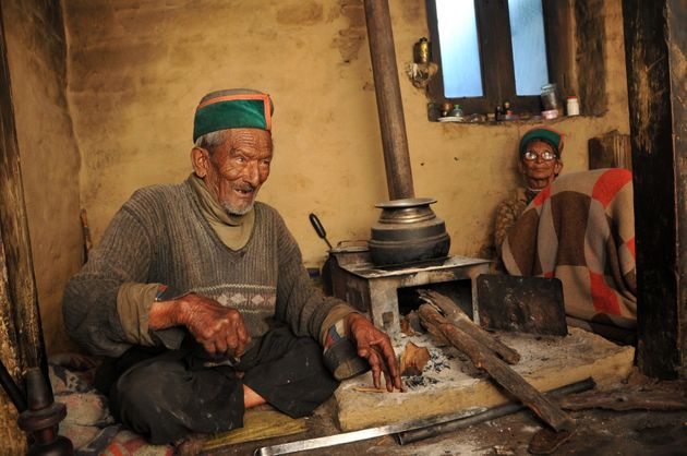 The retired teacher, from a remote village high in the Himalayas, has voted in 16 general elections,...