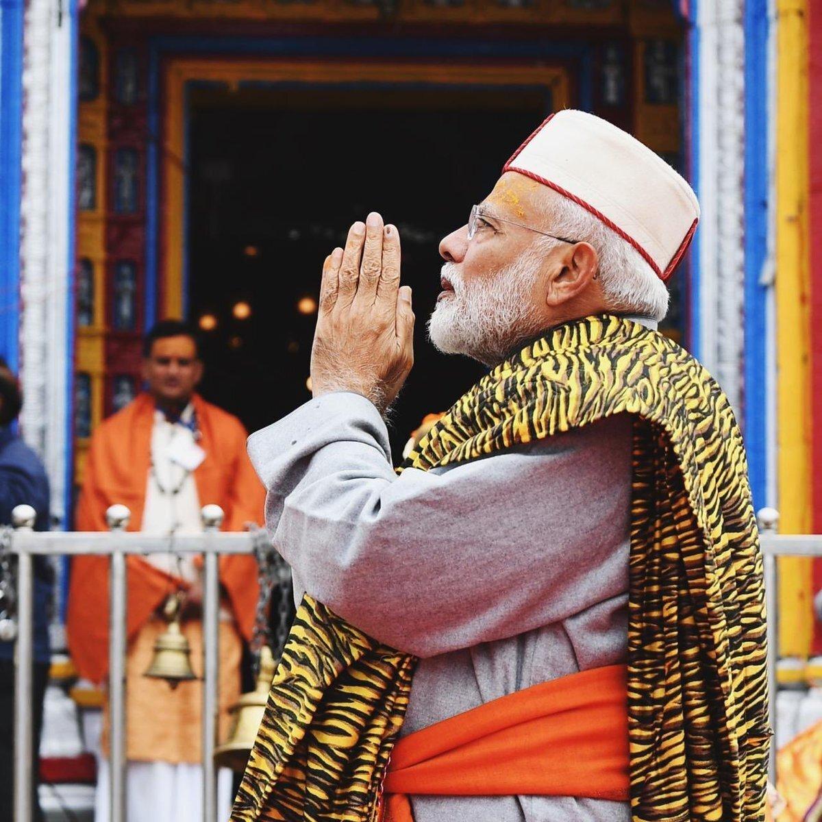Narendra Modi's Kedarnath Yatra Violates Model Code Of Conduct: