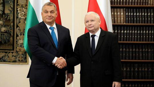 SPECIALE EUROPEE 2019 - Orban, il più discusso, e Kaczyński, il più conteso, senza rivali (di G.
