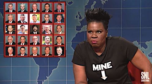 Leslie 'Dracarys' Jones Goes Scorched Earth On Abortion Bans On 'Weekend Update'