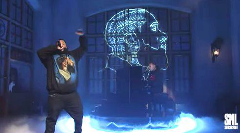 DJ Khaled Nipsey Hussle SNL