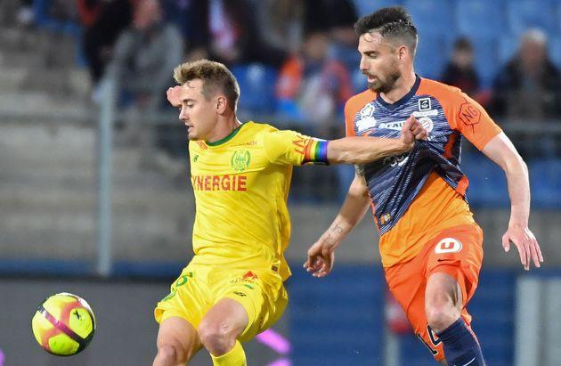 Le capitaine du FC Nantes Valentin Rongier a expliqué à la fin de la rencontre qu'il avait...