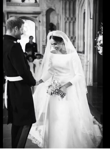 Μεγκαν Μαρκλ και πρίγκιπας Χάρι: Γιορτάζουν την επέτειο του γάμου τους με αδημοσίευτες