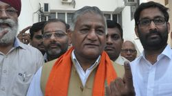 VK Singh Confident Of Winning Ghaziabad For BJP Once