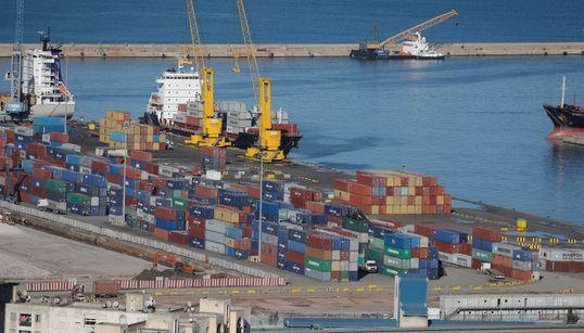 10.000 tonnes d'importations bloquées aux