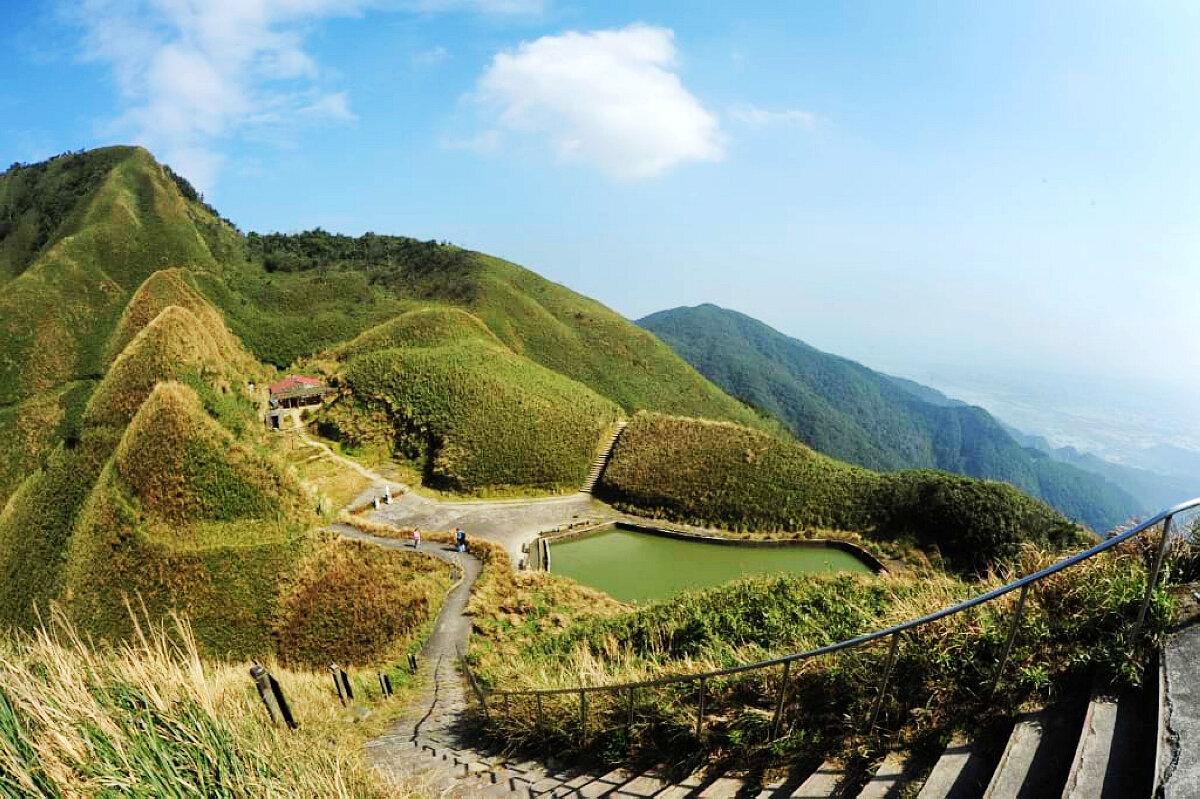 聖母登山步道是難得的低海拔原始林(圖片來源:宜蘭勁好玩)