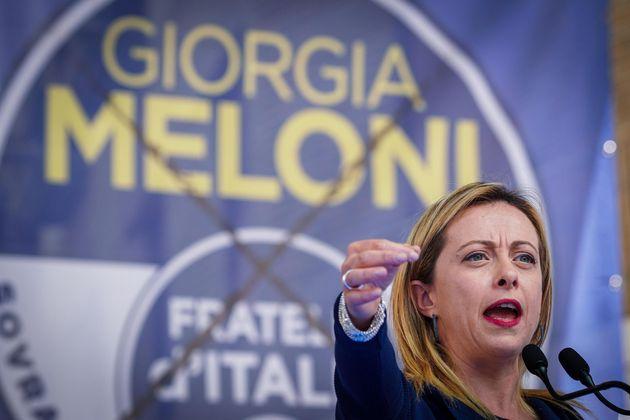La scelta di Giorgia Meloni: