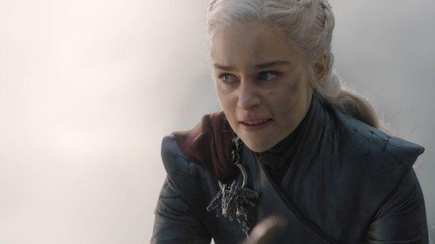 Daenerys Targaryen, uma das personagens que surpreenderam o público na última e mais cara...