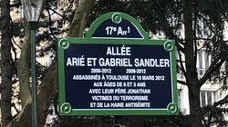 Les allées d'un square parisien nommées en hommage aux enfants tués par Mohammed