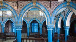 2500 touristes arrivent dimanche pour assister au démarrage de la visite annuelle de la synagogue d'El