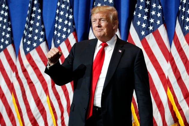Donald Trump lance un appel à l'unité aux opposants à