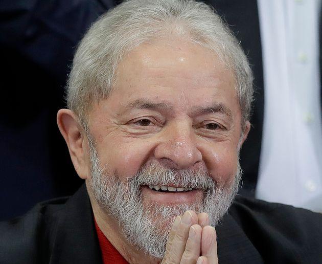Lula é viúvo desde a morte de Marisa Letícia, em fevereiro de