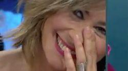 Cristina Pardo deja con esta cara a Inés Paz por lo que ha mostrado en 'Liarla