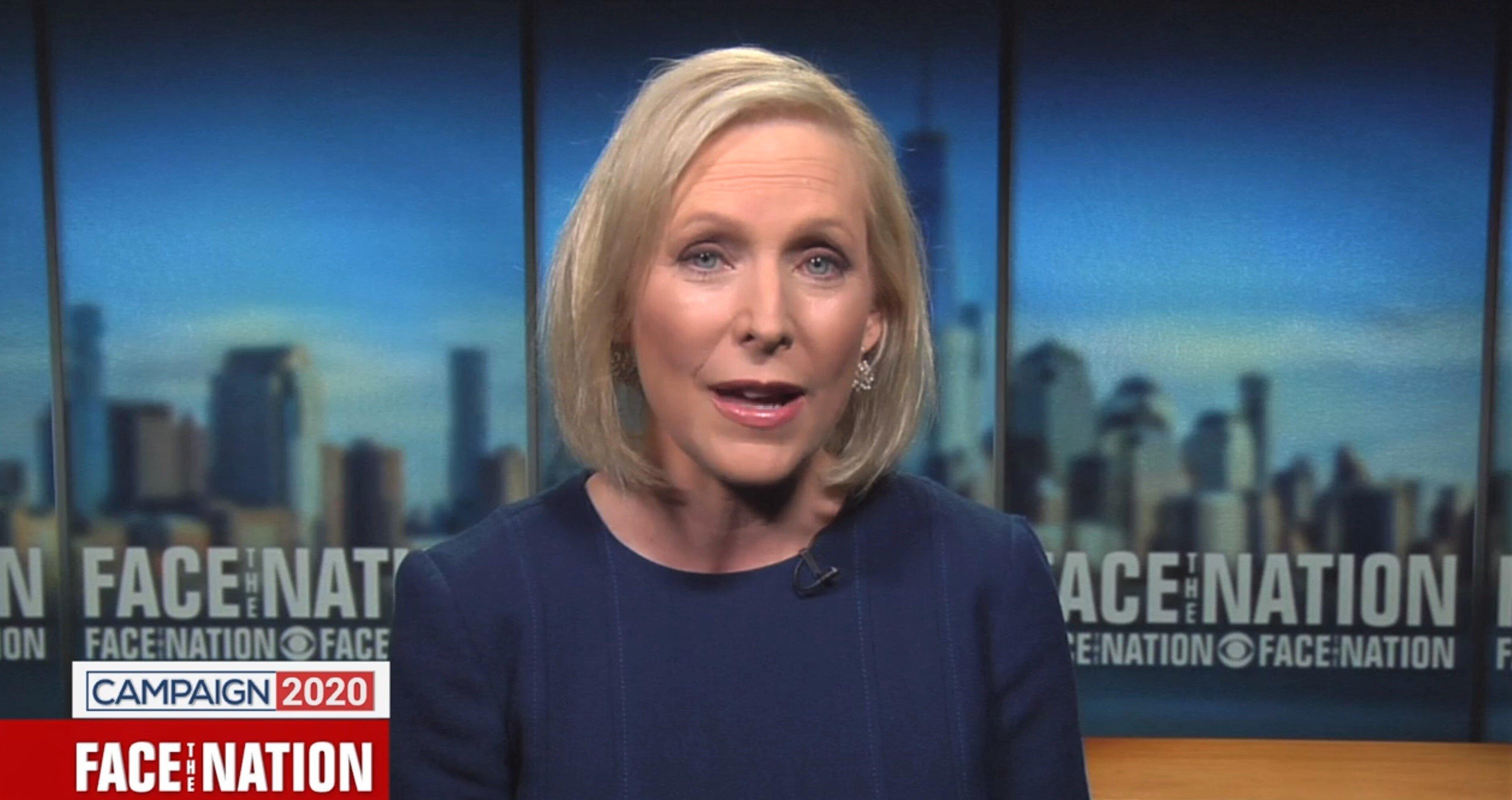 Kirsten Gillibrand Vows Trump Will Lose ...