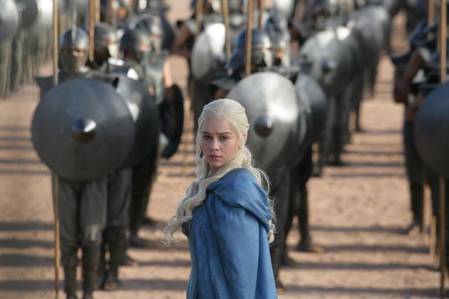 Dany with the
