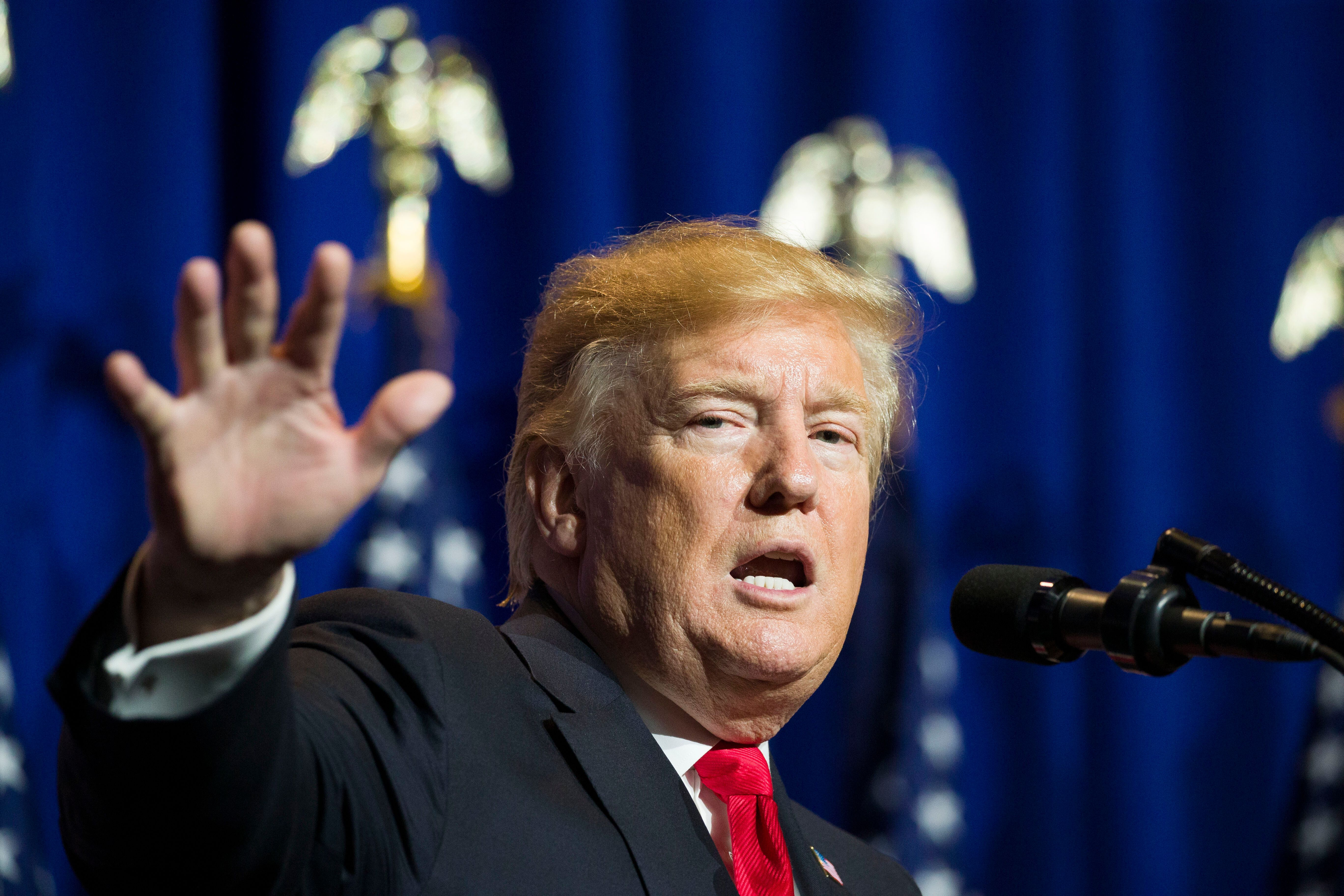 Trump Threatens 'Official End Of Iran' If ...