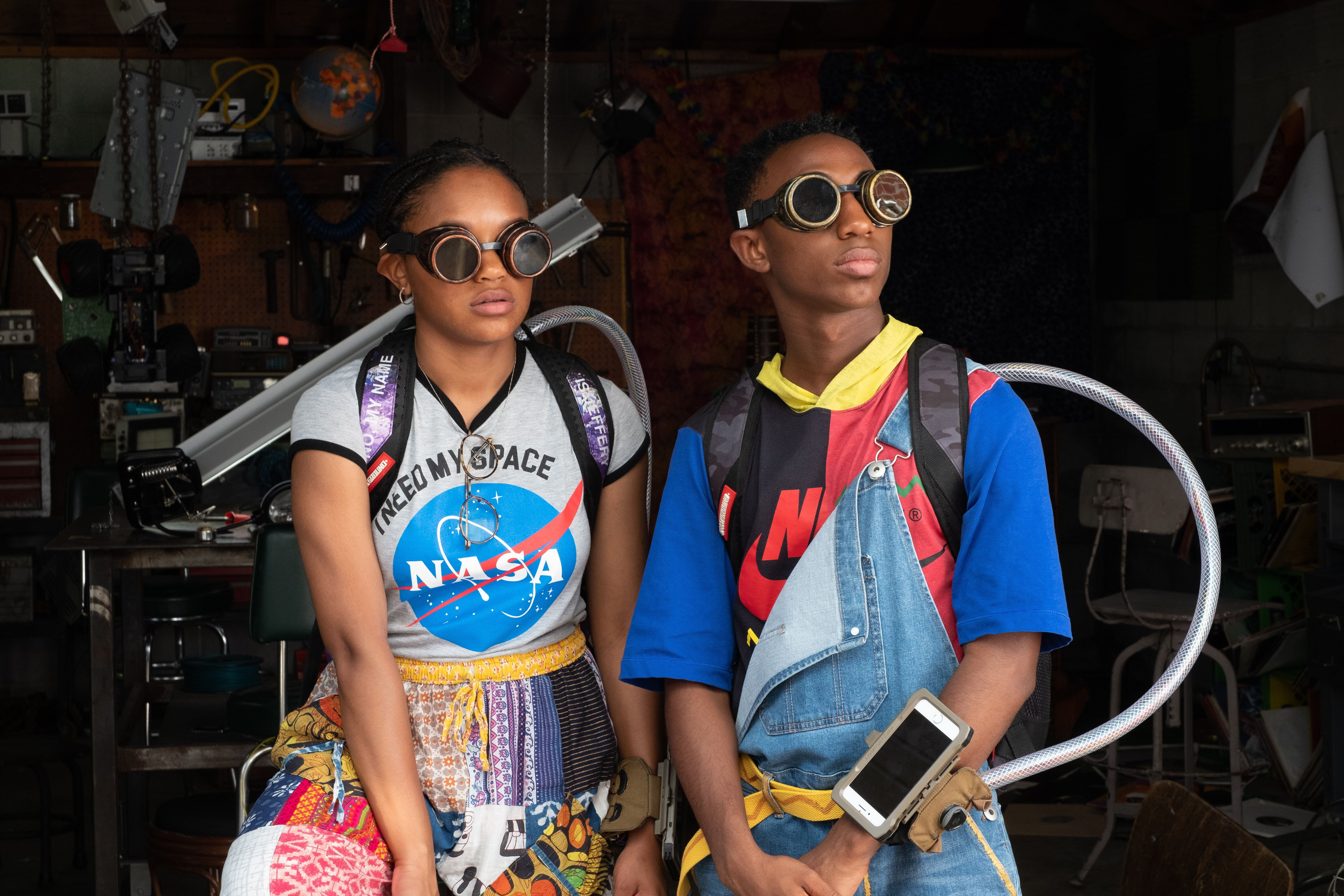 'See You Yesterday' Uses Time Travel To Remind Us Black Lives Still Matter
