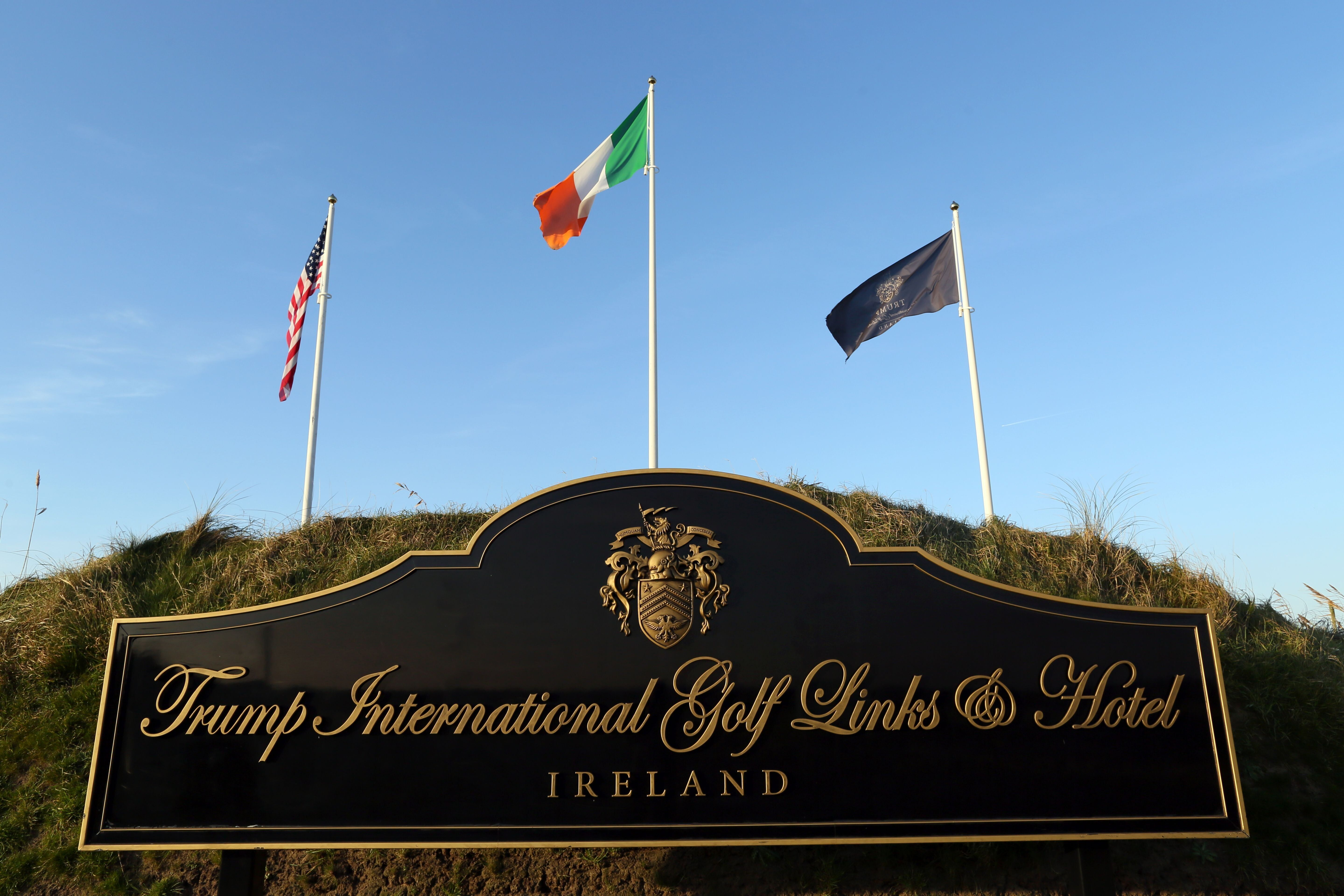 Trump's Ireland Visit May Be Derailed By Demand Prime Minister Meet At Golf Resort