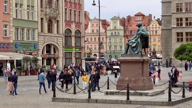 Polonia, arrebatadora en el 30 aniversario de su