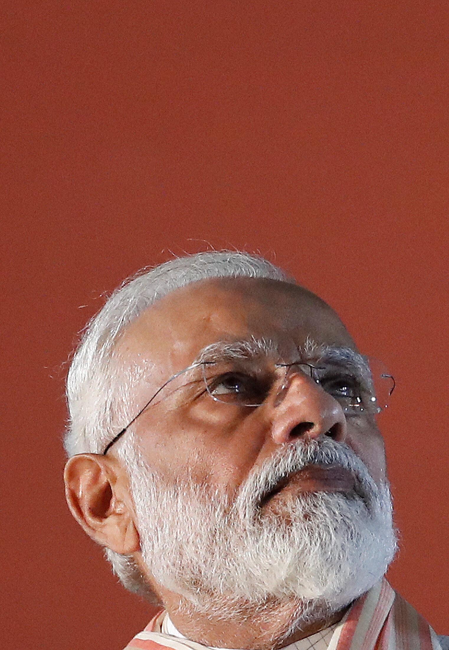 인도 총선이 6주만에 끝났고 모디 총리 승리가