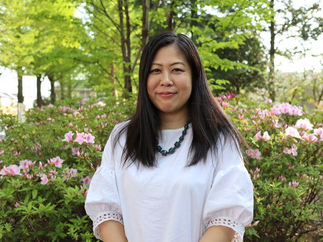 プロデューサーの坂井利帆さん。