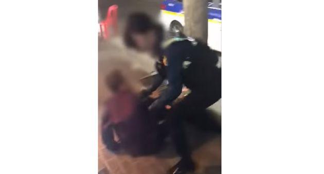 '대림동 경찰 폭행 사건' 출동 남자 경찰이 입을