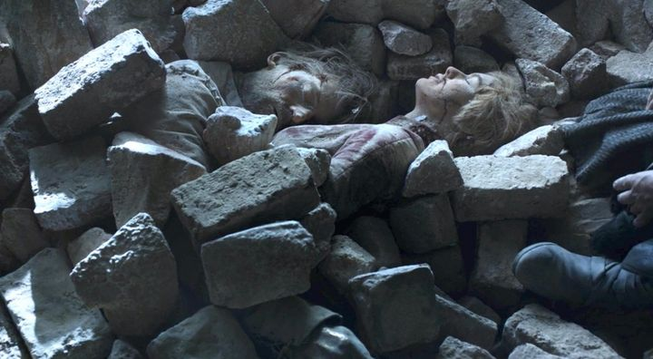 Tyrion's Discovery In The Rubble At King's Landing Broke Lots Of Hearts