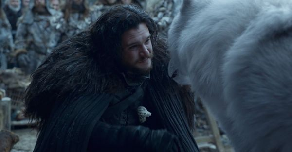 Things were just a lot simpler when Jon knew nothing. <br><br> Jon revealing the truth of his parentage to Daenerys, that his