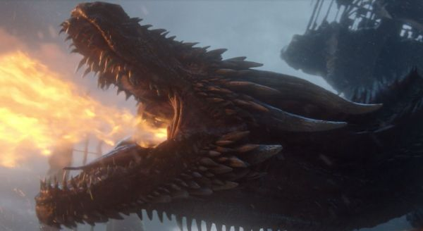Everyone predicting there would be no throne in the end, you win.<br><br>Following Dany's death, her last dragon, Drogon, arr