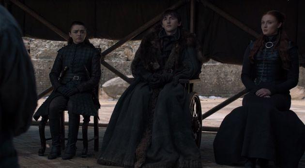 Bran, Roi de Westeros. Personne ne l'avait