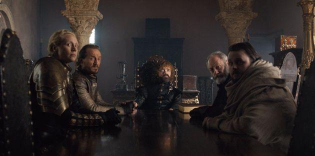 [왕좌의 게임 시즌8 6화] '왕좌의 게임'은 8년의 역사를 어떻게