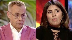 La pullita de Jordi González a Isa Pantoja nada más empezar el debate de
