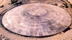 40년 전 핵 폐기물 매립한 콘크리트 섬에 안전성 문제가