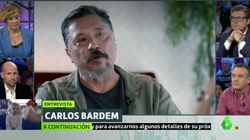 Carlos Bardem alaba en 'Liarla Pardo' a este partido político: