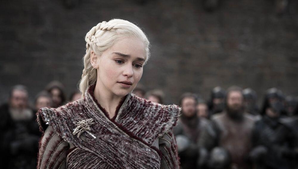 """""""Sin ti no hay nosotros"""": la emotiva despedida de Emilia Clarke antes del final de 'Juego de"""