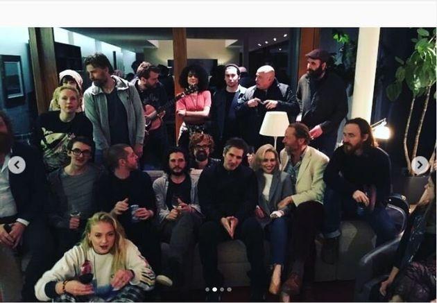 Η συγκινητική ανάρτηση της Εμίλια Κλαρκ στο Instagram πριν το τελευταίο επεισόδιο του «Game of