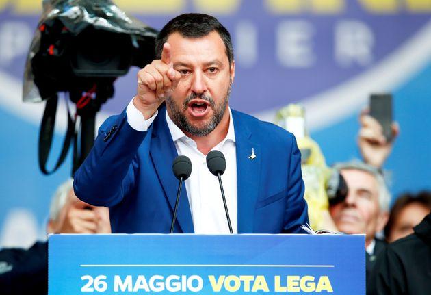 Matteo Salvini furieux après le débarquement de 47 migrants à