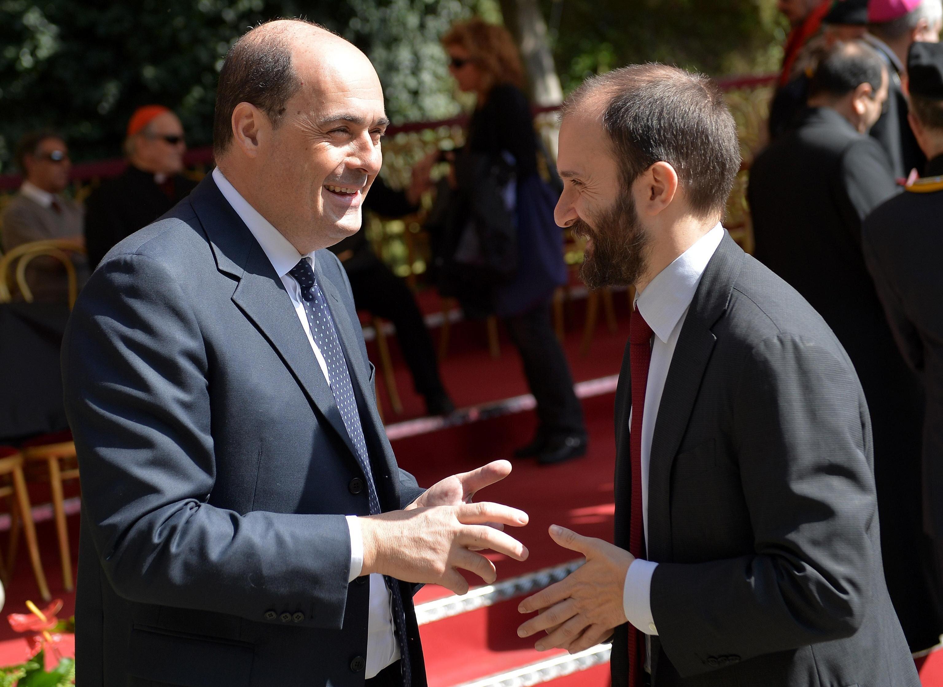 Orfini contro Zingaretti sul caso Umbria:
