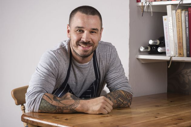 Gary Usher offered the man a job after a chance meeting outside his Kala restaurant in