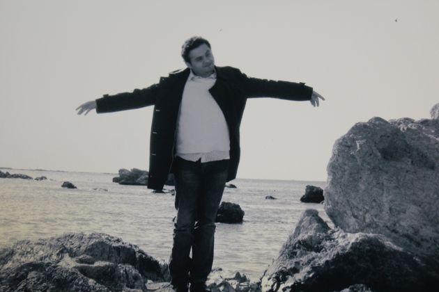 休日はよく海へ出かけた