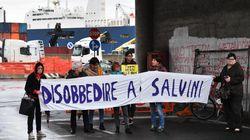 """""""Porti chiusi alla guerra"""", ferma a Genova la nave saudita con armi. I portuali si rifiutano di"""