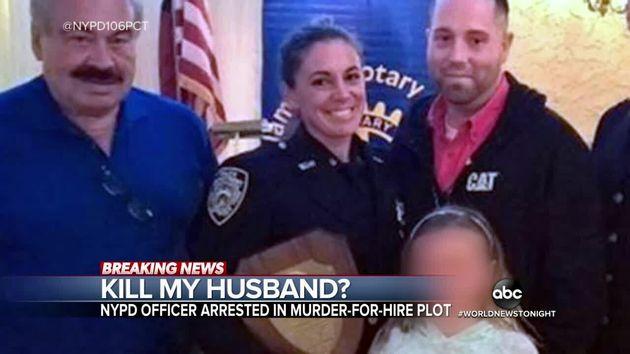 Νέα Υόρκη: Αστυνομικός προσέλαβε εκτελεστή για να σκοτώσει τον σύζυγό της και την κόρη του φίλου