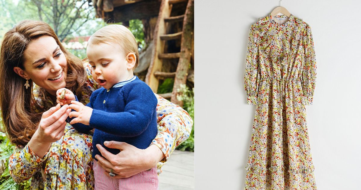 114c59a824 Kate Middleton's & Other Stories Dress Is Still In Stock – And It ...