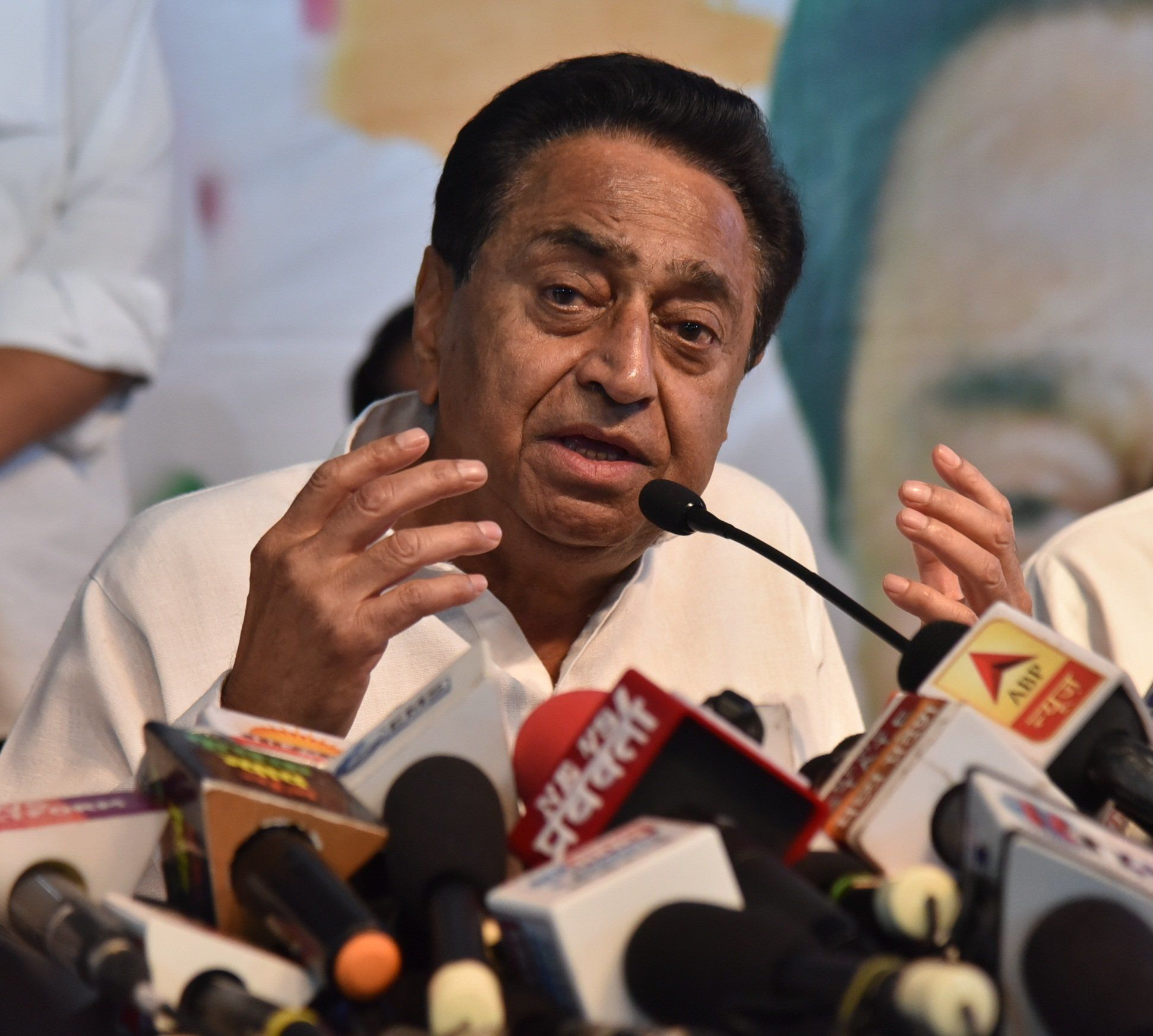 BJP Wants Kamal Nath To Prove Majority, Asks For Special Assembly