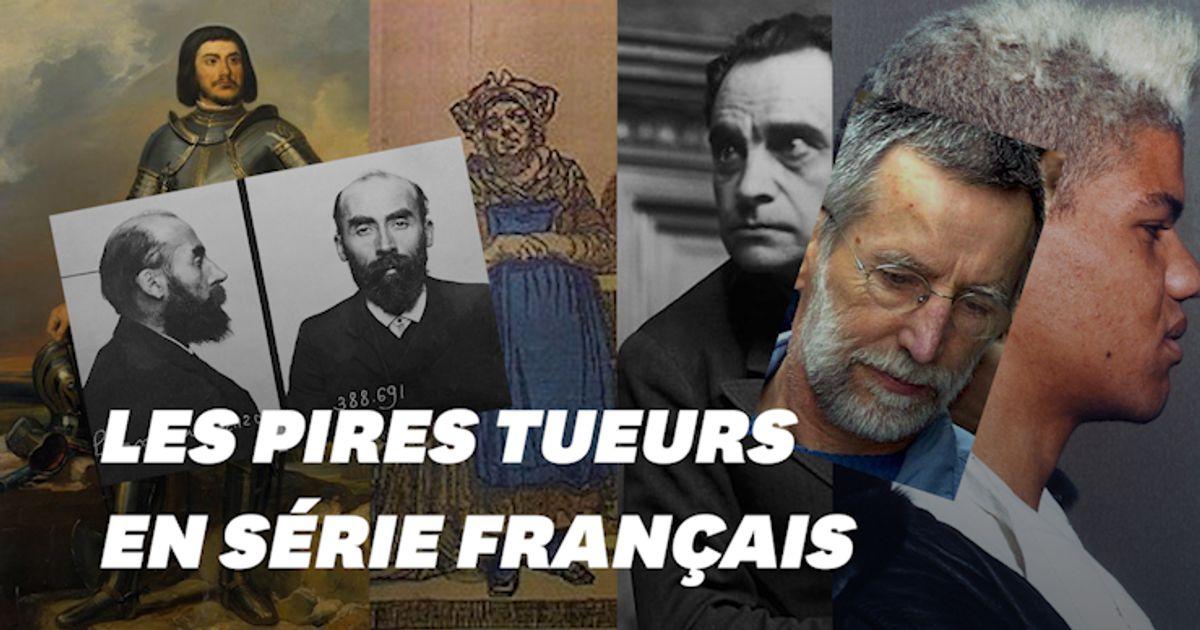 Les Pires Tueurs En Serie Francais Le Huffington Post